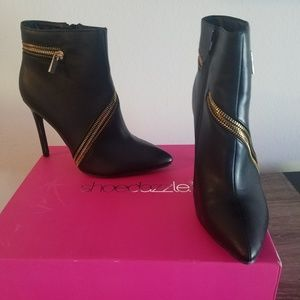 "New w/ box 3-4"" heel brand shoe dazzle"